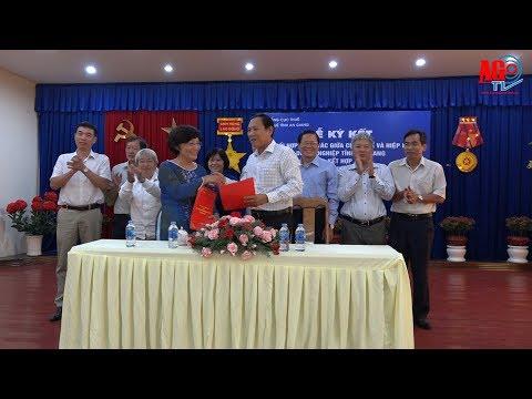 Cục Thuế tỉnh ký kết thỏa thuận phối hợp công tác với Hiệp hội Doanh nghiệp tỉnh