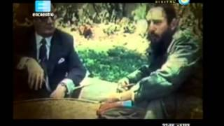 CONVERSACION HISTÓRICA ENTRE FIDEL CASTRO Y SALVADOR ALLENDE