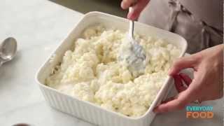 Easiest Rice Pudding   Everyday Food with Sarah Carey