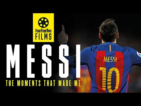 Dokumenter Lionel Messi | The Moments that Made Me
