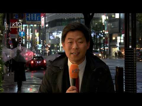 Au Japon, l'hôte anti-nucléaire du pape