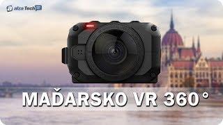 Garmin VIRB 360: Maďarsko VR360! - AlzaTech #602