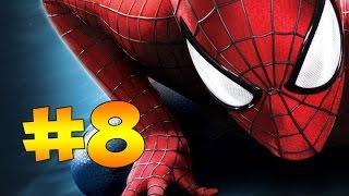 Прохождения ► The Amazing Spider Man 2 ► #8 - Уничтожить контейнеры. [Rus HD]