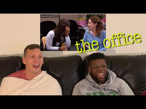 The Office REACTION 3x14 Ben Franklin