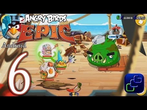 Kleurplaten Angry Birds Epic.Angry Birds Epic Walkthrough Android Part 3 Golden Cloud