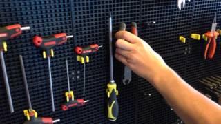 Универсальный крепеж FreeZone FZ00018 от компании ErgoLife - видео