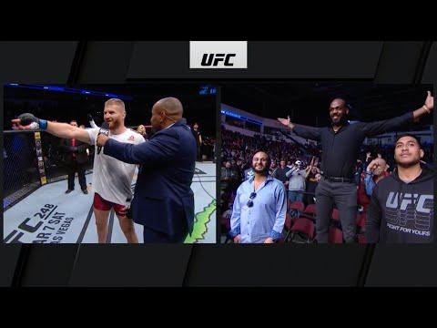UFC Рио-Ранчо: Ян Блахович - Слова после боя