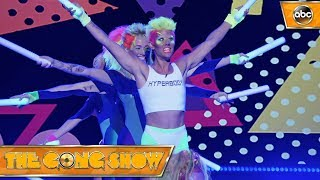 Hyperbody Fitness – The Gong Show
