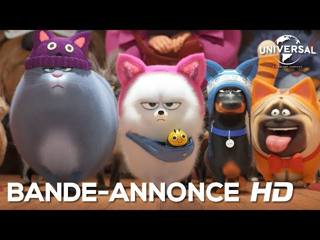 COMMES DES BETE 2  Trailer