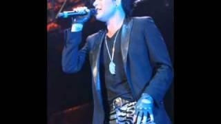 Adam Lambert  Q102 Y100 Jingle Ball  Performance with PICK U UP