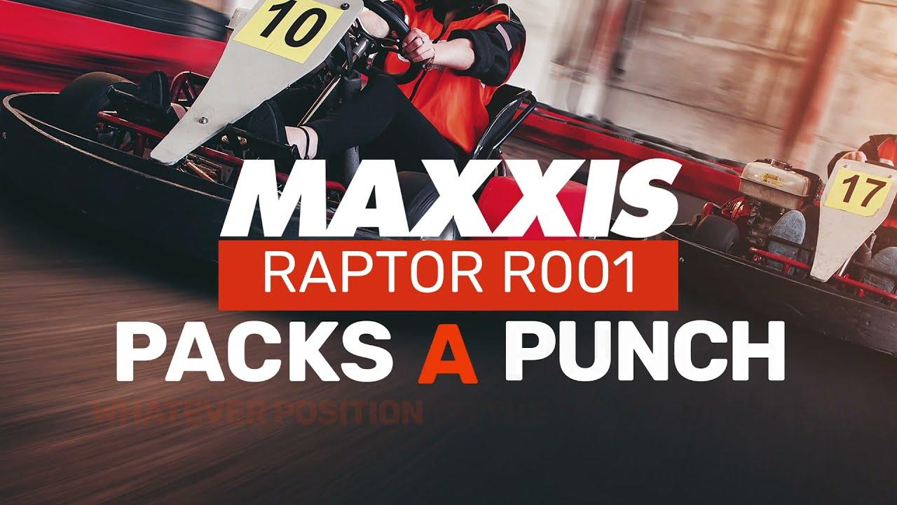 Maxxis Raptor R001