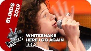 Whitesnake   Here I Go Again (Erik) | PREVIEW | The Voice Kids 2019 | SAT.1