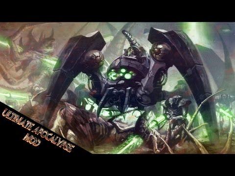 Download Necron Legions - Ultimate Apocalypse Mod HD Mp4 3GP Video and MP3