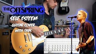 The Offspring - Self Esteem - Guitar cover with tabs