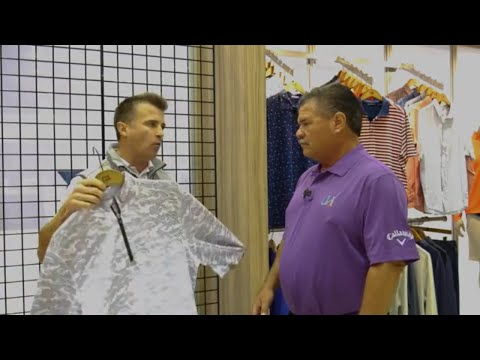 John Hughes Golf - 2020 Partner Featuring Golf Outerwear with Cutter and Buck CEO, Joel Freet