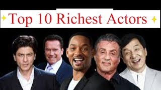 Top 10 Richest Actors In 2020 - Download this Video in MP3, M4A, WEBM, MP4, 3GP
