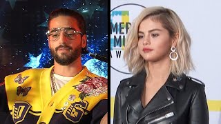Maluma Gives Selena Gomez Duet Update, Admits He Loves 'Keeping Up With the Kardashians' (Exclusi…