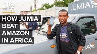 Why Jumia Is Beating Amazon And Alibaba In Africa