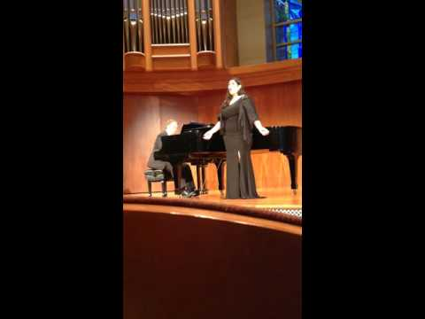Standchen by Richard Strauss