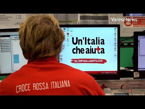 Sfida al covid e alle emergenze sociali, così lavora la Croce Rossa di Varese