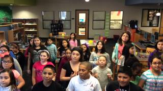Mendez Choir Performs I Live