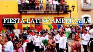 Video Lasun - Fiesta latinoamericana