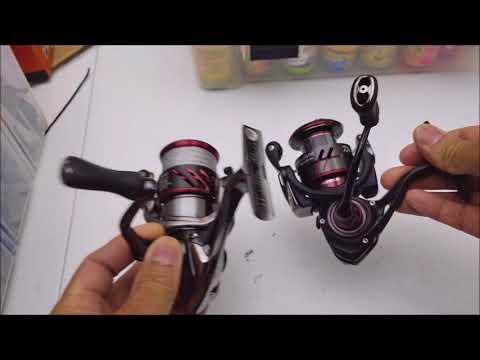 Spinning reel comparison – Shimano stradic ci4 vs Daiwa Ballistic LT