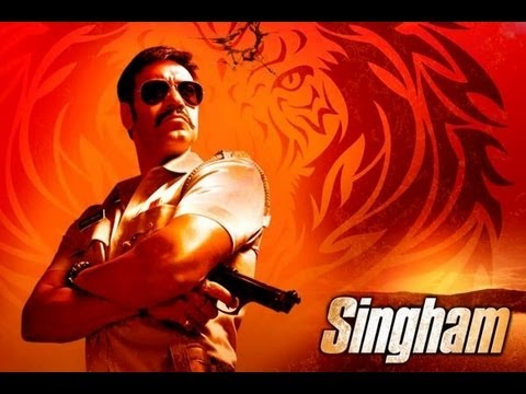 Download Singham Title Song Full HD Video | Feat. Ajay Devgan HD Mp4 3GP Video and MP3