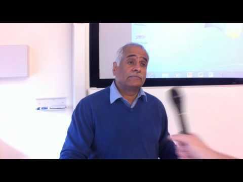 Professor Abu Bakr Bahaj - Energy and Water for Development