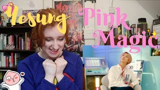 YESUNG 예성 'Pink Magic' MV Reaction