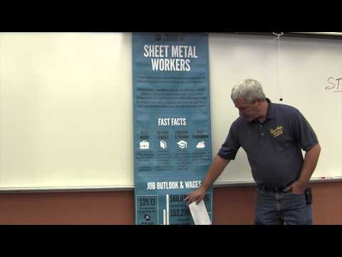 Trade Up: Sheet Metal Workers (Part 1)