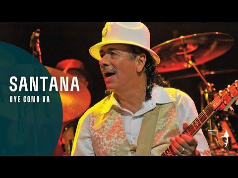 Concierto Carlos Santana