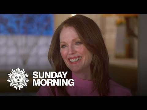 Julianne Moore on her characters and on-screen longevity