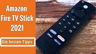 Neu der Amazon Fire TV Stick 2021 mit Alexa.Geheime Funktionen & Anleitung sowie Installation am TV