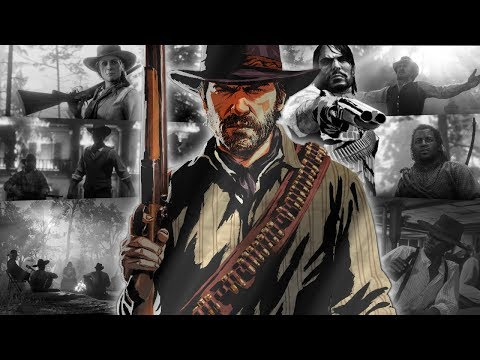 1 Year of Red Dead Redemption 2 (A Tribute)