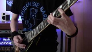 Bodom Beach Terror Guitar Cover【IE69】Children Of Bodom