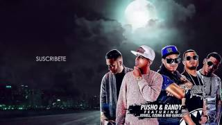 Darte Amor Remix - Pusho Ft Randy , Ozuna ,Jowell  Nio Garcia.