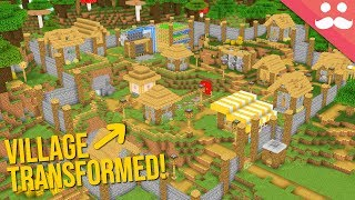 What if Villagers could do Redstone?