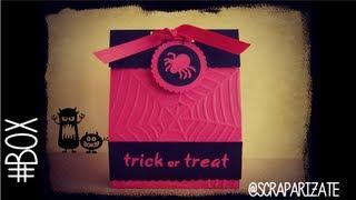 Halloween - Candy bag