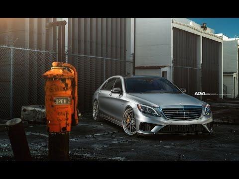 Mercedes Benz S63 AMG Sedan | ADV7R Directional Wheels