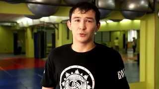 Дамир Исмагулов - вызов на бой
