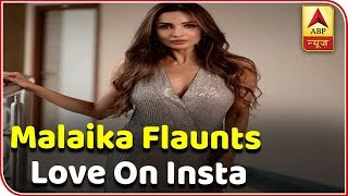 Malaika Arora Drops 'Khan' From Her Instagram Handle; Flaunts Her AM Pendant | ABP News