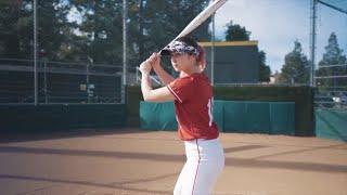 2022 Mia Lemmon 4.14 GPA, Athletic Shortstop and Outfielder Softball Skills Video - Salinas Storm