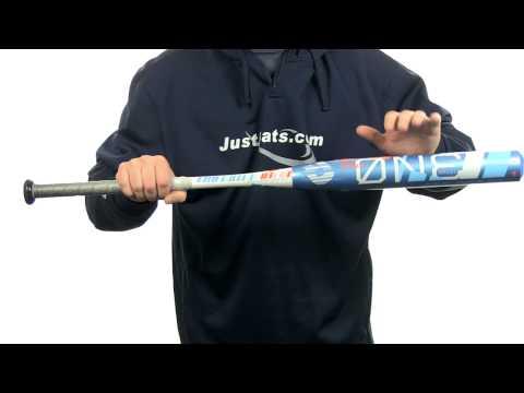 DeMarini The ONE Endloaded Senior Slow Pitch Softball Bat: DXSNE
