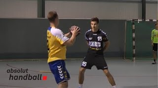 Handball Tutorial 4