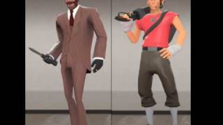 scout vs spy: INSULT WAR