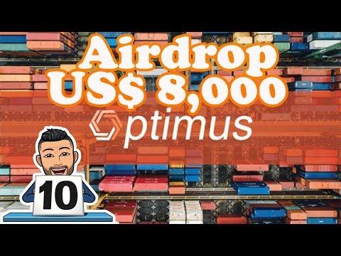 🔴30MIL REAIS🔴 Airdrop da exchange Coinchase ! Token OPT.