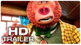 MISSING LINK Trailer (NEW 2019 Movie)