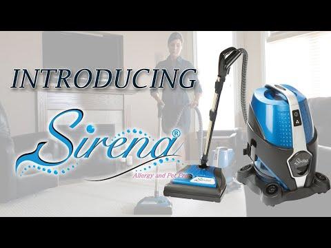 Water Vacuum Cleaner - Sirena