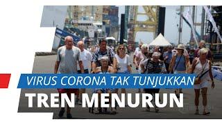 Wabah Virus Corona Tak Tunjukkan Tren Menurun, Jumlah Korban meninggal mendekati Angka 5000
